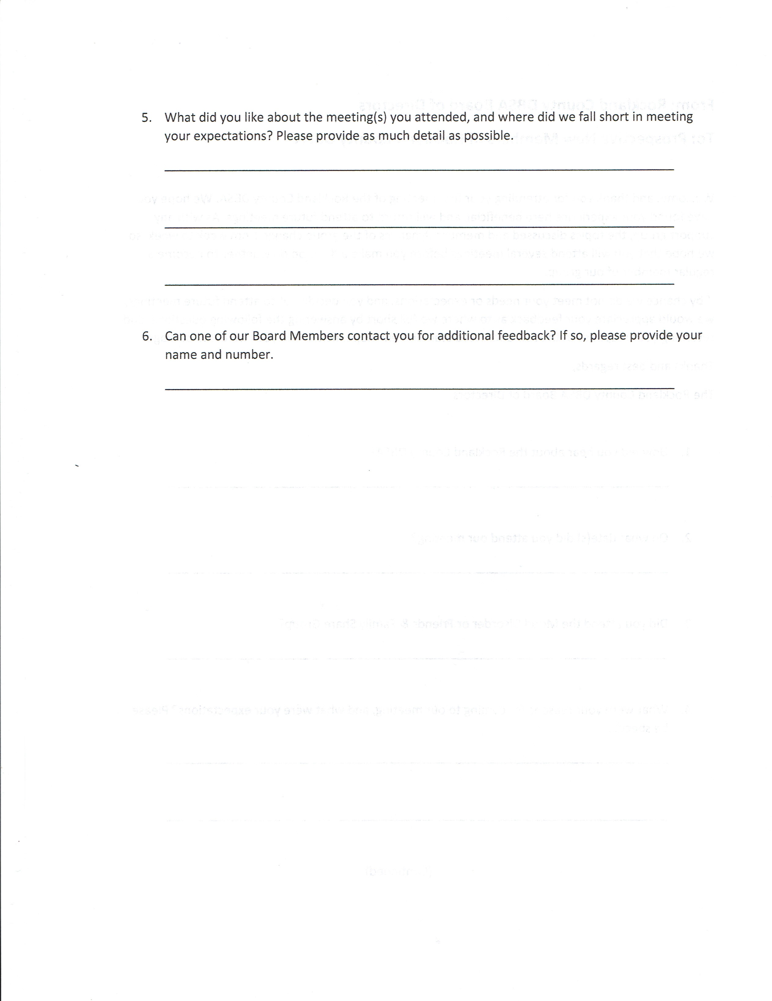 new member survey pg 2
